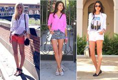 """Como cada verano llegan las tendencias demasiado """"pequeñas"""" y no porque dure poco, sino, porque la prenda que se pone de moda son los shorts y hay para todas, lo importante será elegir el que te haga lucir tus piernas de la manera más favorecedora. Ve los siguientes tips para que tengas en cuenta algunas"""