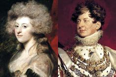 Historical Hussies: The two wives of George IV