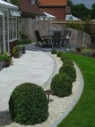 Image result for curves in a contemporary garden