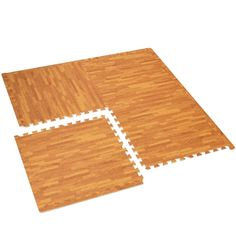 With our floor mat, you can do your fitness, like yoga, exercises, martial arts or use it as a base for your home or office furniture. Moreover, with its elegant grain, it is also popular in any display show. With its large floor protection area, you can feel free doing your activities. Made of high quality EVA foam, it is environment-friendly and non-toxic for long-time usage. The waterproof surface helps you clean it easily with a wet cloth effortlessly.