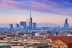 milano skyline - Cerca con Google
