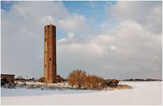 Walton on the Naze Tower in the winter the way the cliffs are eroding it may not be there in 25 years time Essex Coast, Walton On The Naze, My Childhood Memories, Seaside, Places Ive Been, To Go, England, Daughters, Winter
