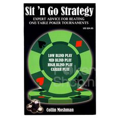 COLLIN MOSHMAN SIT N GO STRATEGY DOWNLOAD
