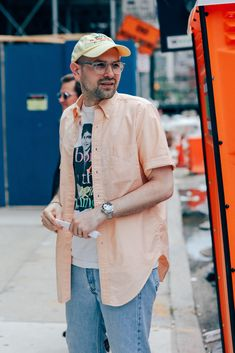 The Best-Dressed Men From New York Fashion Week Photos | GQ
