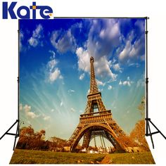 Find More Background Information about Eiffel Tower Backdrops 200x300cm Blue Sky  Photo Background  Custom Photo Backdrop Background Studio Wedding Shoot Fotografia,High Quality backdrop design,China tower mount Suppliers, Cheap tower tube from Marry wang on Aliexpress.com
