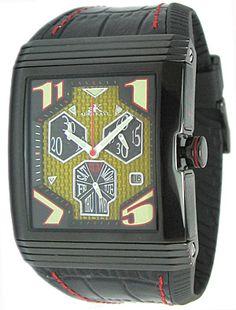 Adee Kaye Ak7000-mipbyel Trimera Mens Watch, $299