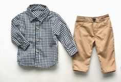 free patterns baby boy dress shirt and pants