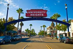 University Heights San Diego CA Stay Classy San Diego, San Diego Neighborhoods, San Diego Houses, Moving To California, America's Finest, The Places Youll Go, Us Travel, The Neighbourhood, University