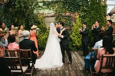 MyMoon Brooklyn Wedding by Shannen Norman Ruffled