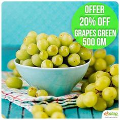 The season of grapes is BACK! Buy it now at #EkStop