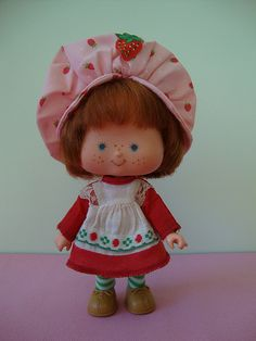 Strawberry Shortcake So Vintage