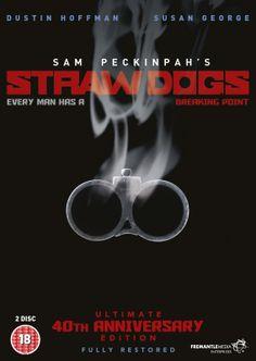 "Sam Peckinpah | Sam Peckinpah's ""Straw Dogs"". UK Blu-ray. clips. New Stills."