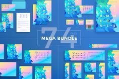 Summer Sale   Modern and Creative Template Suite on Behance