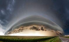Arcus Cloud in Kearney, Nebraska  Photo by Ryan McGinnis