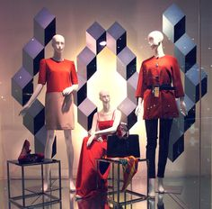 IVY MODA windows by PHAMQUANGDUC, Hanoi   Vietnam visual merchandising