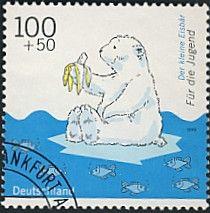 Briefmarken 1999 Der kleine Eisbär.jpg