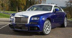 Rolls Royce Wraith The Mansory 2015 UHA Otomotiv A.Ş.