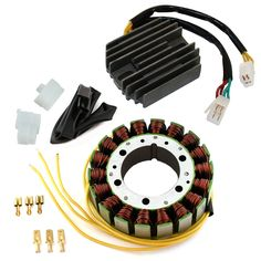 CALTRIC STATOR & REGULATOR RECTIFIER Fits HONDA NT650 HAWK GT 650 1988 1989 1990 1991 -- Awesome products selected by Anna Churchill