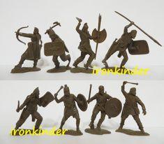 Inzhener Basevich Plastic Toy Soldier Ancient Hittites and Sumeria 24 1//32 54 mm