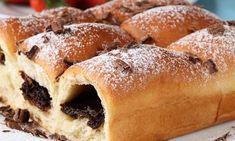 Österreichische Küche Rezepte Donuts, Russian Recipes, Cheesesteak, Hot Dog Buns, French Toast, Bread, Breakfast, Ethnic Recipes, Food