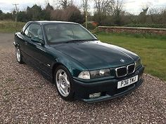 Bmw e36 m3 #evolution 6 speed #manual convertible #boston green new mot *stunning, View more on the LINK: http://www.zeppy.io/product/gb/2/231921304739/