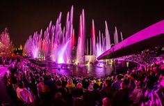 Water show : Aquatic Show International, water special effects