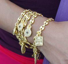 Pure Joy Wrap Bracelet from HighChi