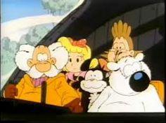 tekenfilms jaren 90 - Dommel