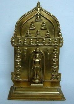 Indian Jain Shrine 17th/18th Century