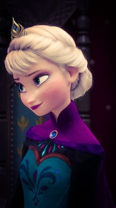 She's so beautiful Frozen Queen, Disney Princess Frozen, Barbie Princess, Queen Elsa, Frozen Movie, Anna Und Elsa, Frozen Elsa And Anna, Frozen Wallpaper, Disney Wallpaper