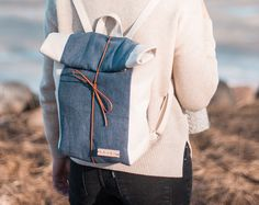 Kaski backpack, handmade in Finland