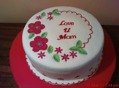 61 Best Mothers Day Cakes Images Cupcake Cookies Deserts