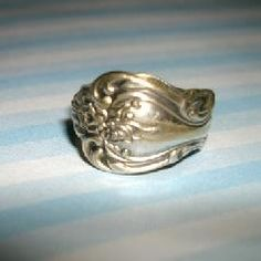 How to Make a Sterling Silver Spoon Ring - InfoBarrel