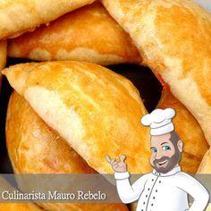 Faça esse delicioso Pastel Assado. Receita da Massa com Guaraná (refrigerante) 4 Ingredientes. Four Ingredients