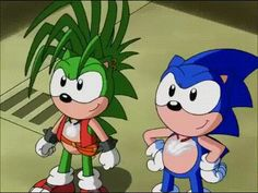 (Sonic Underground: Episode 2 - Getting to Know You)