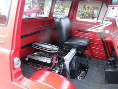 66 Ford Econo Econoline Pickup Truck Street Rat