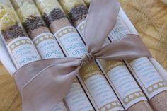 Gastgeschenke Hochzeit selber machen Reagenzglas Kaffee Mix Anleitung fertig 2