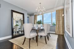 Brooklyn Real Estate, Real Estate Photography, Dining Table, Nyc, Furniture, Home Decor, Decoration Home, Room Decor, Dinner Table