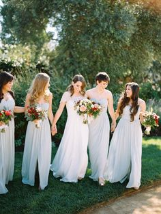 Chic style: http://www.stylemepretty.com/2015/02/10/elegant-summer-sonoma-wedding/ | Photography: Brumley And Wells - http://brumleyandwells.com/