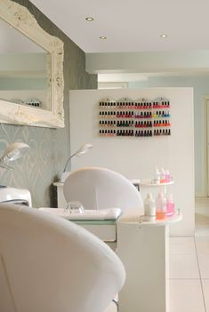Nail Spa Ideas