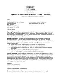 Resume help for new nurses