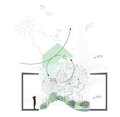 Image 37 of 38 from gallery of Austria Pavilion – Milan Expo 2015 / team. Concept Section Plan Concept Architecture, Coupes Architecture, Architecture Graphics, Architecture Drawings, Landscape Architecture, Pavilion Architecture, Classical Architecture, Ancient Architecture, Sustainable Architecture
