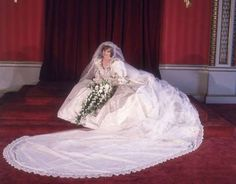 Iconic Wedding Dresses - Getty Images