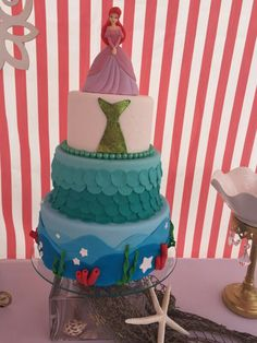 Cake littmermaid