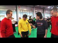 Incontro con Sergio Iadarola, esponente di spicco del Wing Tjun, che ci ha raccontato il suo sistema.