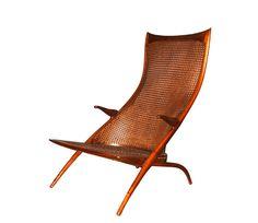Dan Johnson - Gazelle Lounge Chair  USA/Italy - c. 1950