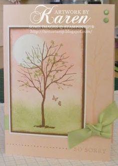A Sympathy Card!