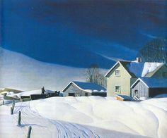 Nichols, Dale (American, 1904-95). Американские художники