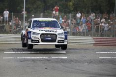 PHOTOS: Best of EKSRX Audi S1 quattro in 2014 FIA World Rallycross Championship