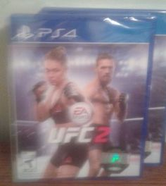 EA Sports UFC 2 (PS Playstation 4) Brand New and Sealed!